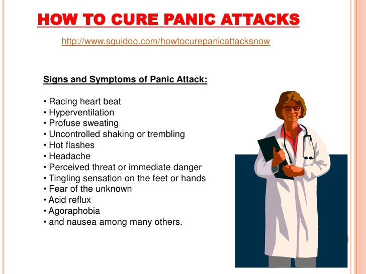 Panic Disorder When Fear Overwhelms