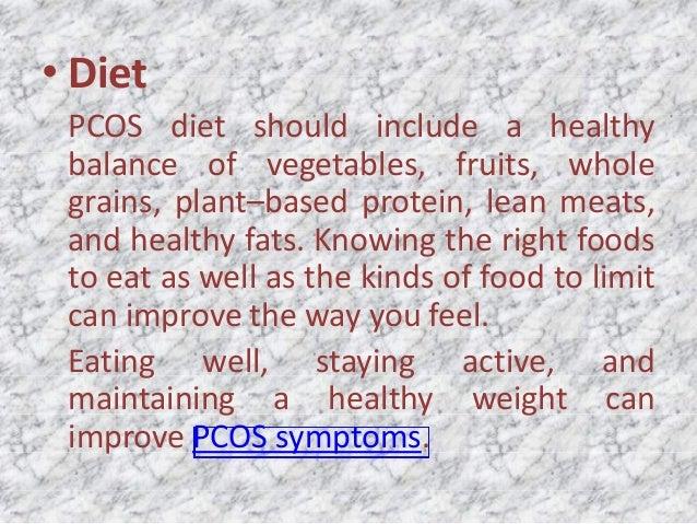 Aturan Pola Makan Jika Anda Mengidap PCOS (Sindrom Ovarium Polikistik)