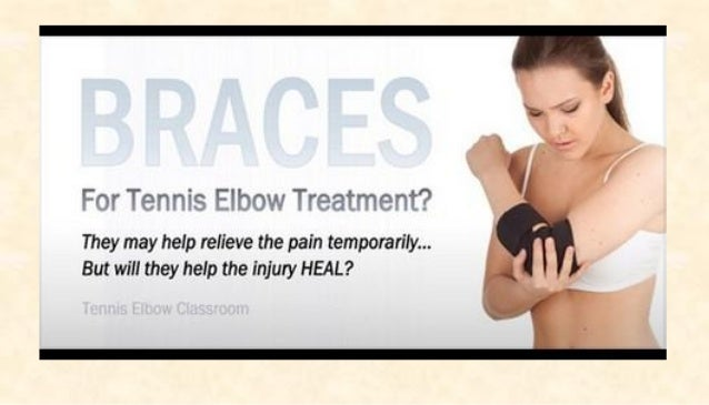 How To Cure Tennis Elbow Pain Naturally