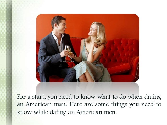 Dating a greek american man