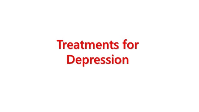 Natural Remedies For Depression And Anger