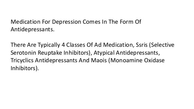 Dealing with depression essay