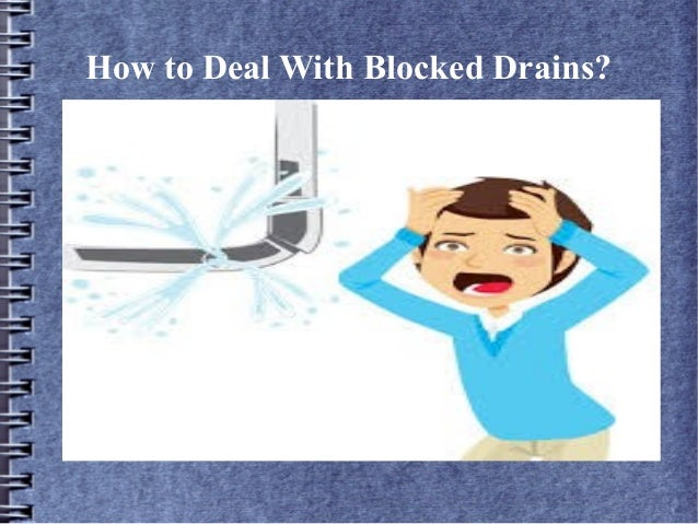 How to Deal With Blocked Drains? How to Deal With Blocked Drains? How to Deal With Blocked Drains?