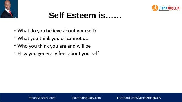 facebook low self esteem A new study reveals what that says about your self-esteem and your sense of   while those with lower levels of purpose reported greater self-esteem if they got.