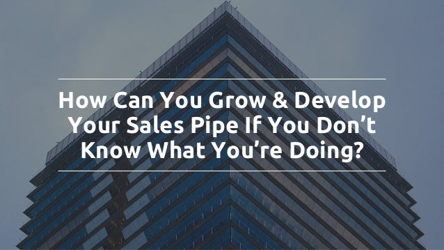 How to Design a Sales Process for B2B Sales - #1 Tool for the Dream Sales Team  Slide 2