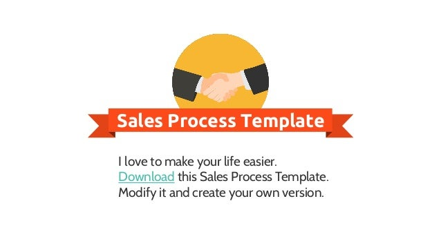 How To Design A Sales Process For B2b Sales 1 Tool For The Dream S