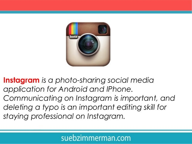 how to delete on instagram