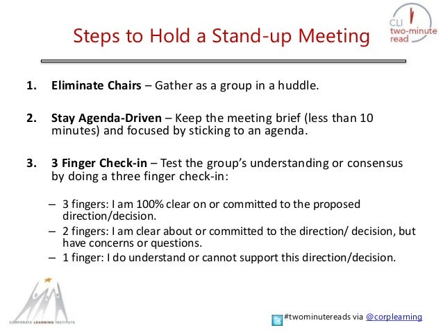How to deploy information rapidly with a face to face for Stand up meeting minutes template