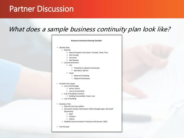 Efolder Partner Chat Webinar — How To Design A Business Continuity Pl…