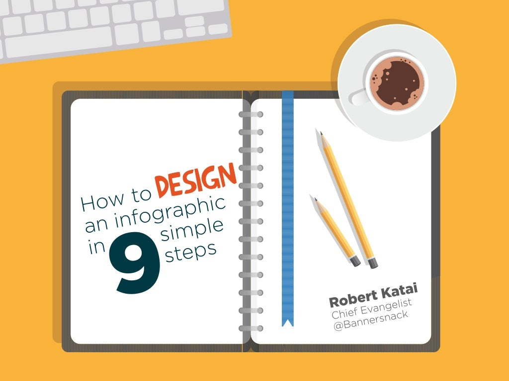 How to design an infographic in 9 simple steps