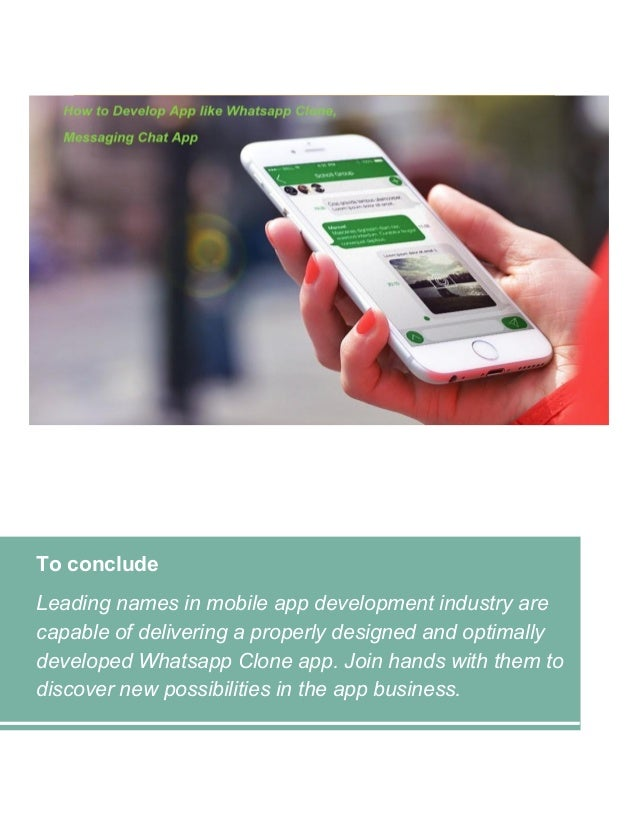 How to create a chat application like whatsapp 6 ccuart Gallery