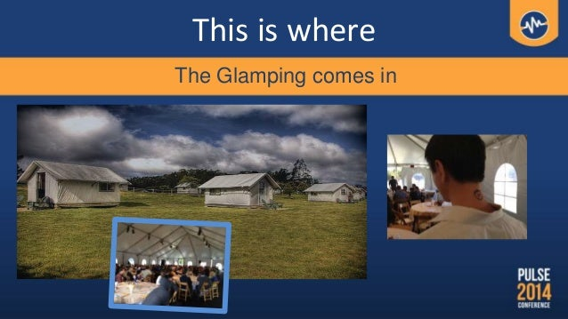 This is where The Glamping comes in