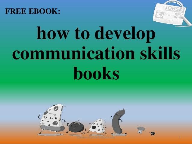 Communication Skills PDF - Free Download