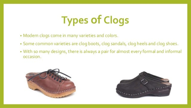 How To Differ Between Clog Boots And Mules