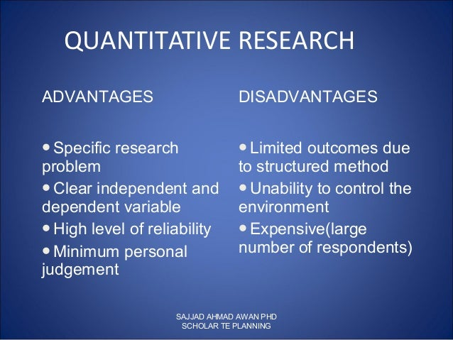 strengths and weakness of quantitative research Research research strengths  school has strength in its teaching and development of research methodology and data analysis for both qualitative and quantitative.