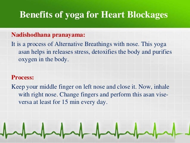 how to know if heart blockage
