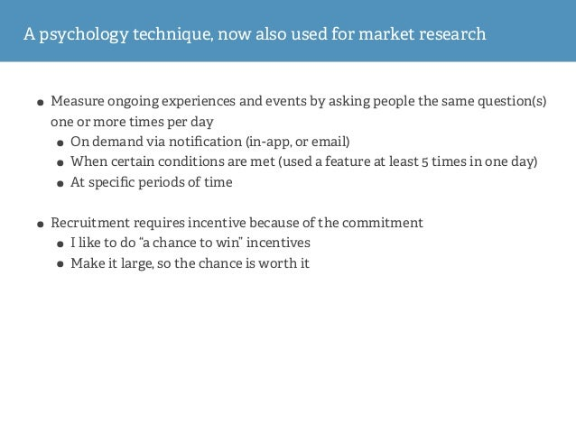 Our Market Research Process This works for us, but may not work for you. Hypothesis A guiding point for what your market r...