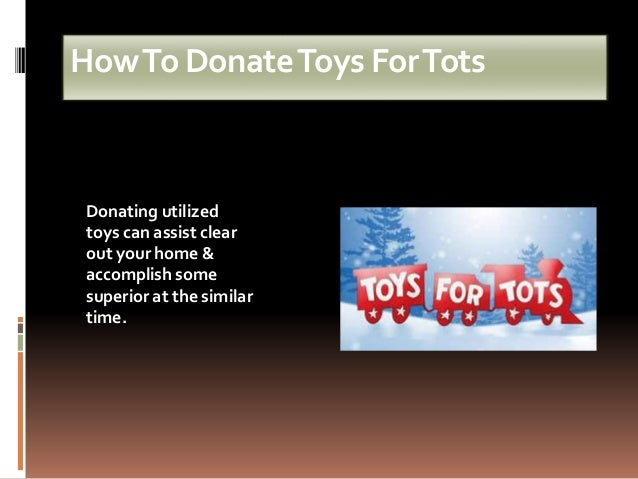 Tag Toys For Tots Donate To : How to donate toys for tots