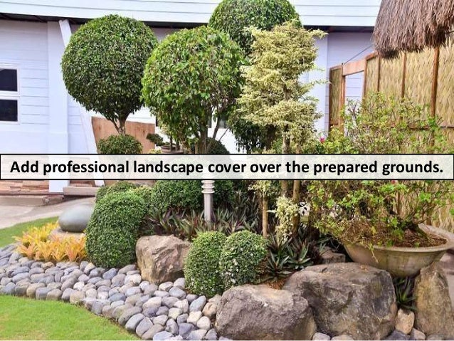 How To Do Rocks Landscaping Greenville Nc
