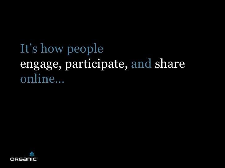 How To Do Social Media Right In 2009 Slide 3