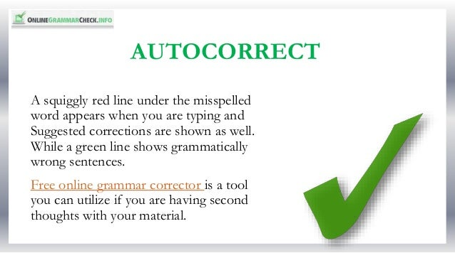 How to do spelling and grammar check on mac 4 ccuart Images