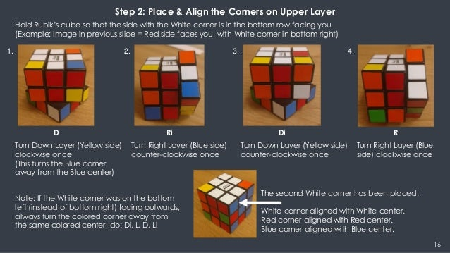 Learn How To Do The Rubik's Cube In 3 Mins Or Less Using 7 Easy Steps…