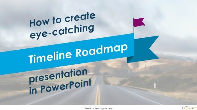 A road map is a handy visual metaphor You can present milestones, company goals, and other timelines using roadmap graphic...
