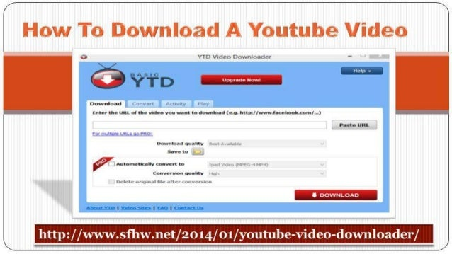 How To Download A Youtube Video Slide 3