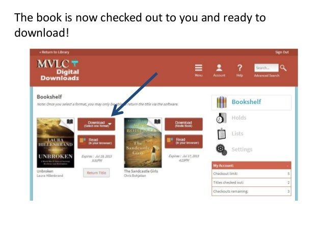Books download epub library to how from