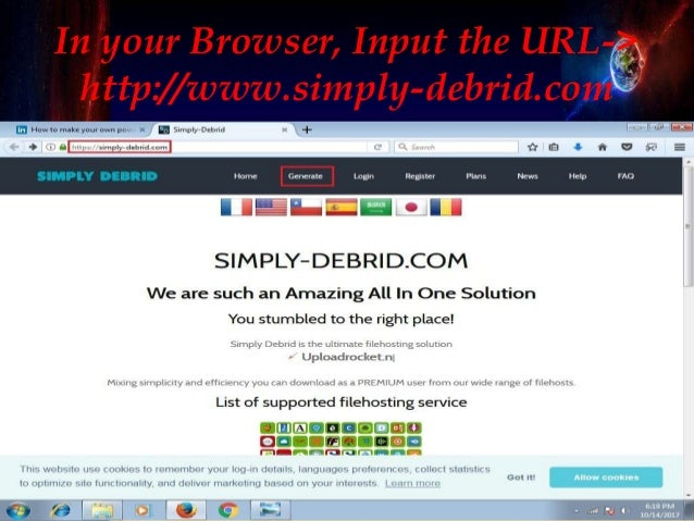 how to download ppt from slideshare without login