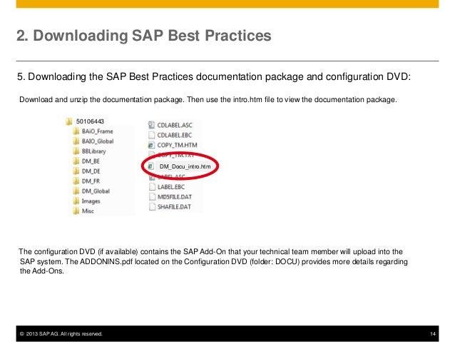Sap best practices for sap s/4hana cloud 1802 erp software   sap blogs.