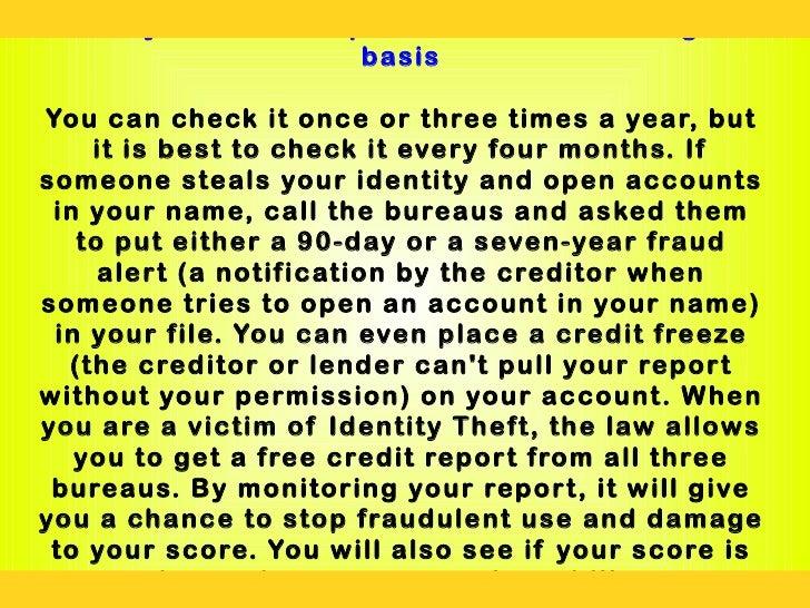 how do i report credit to bureaus