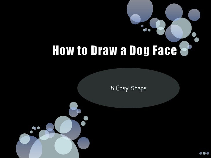 How to Draw a Dog Face<br />8 Easy Steps<br />