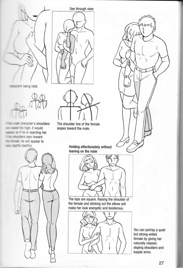 how to draw a hand grabbing