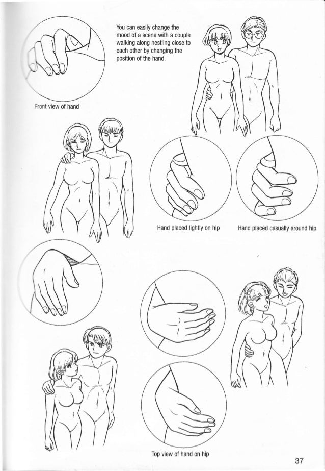 How To Draw Manga Drawing Couples