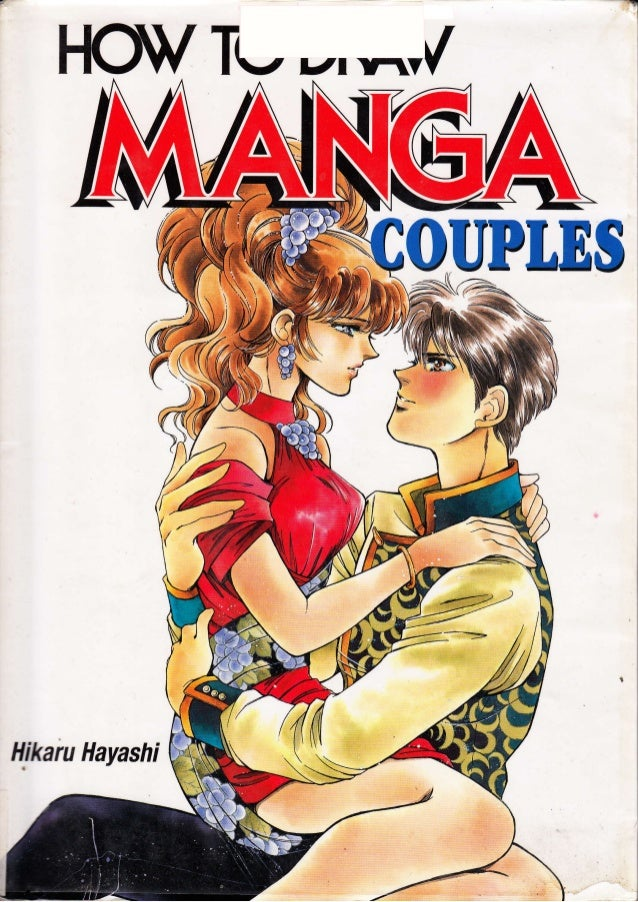 How To Draw Manga Vol 28 Couples
