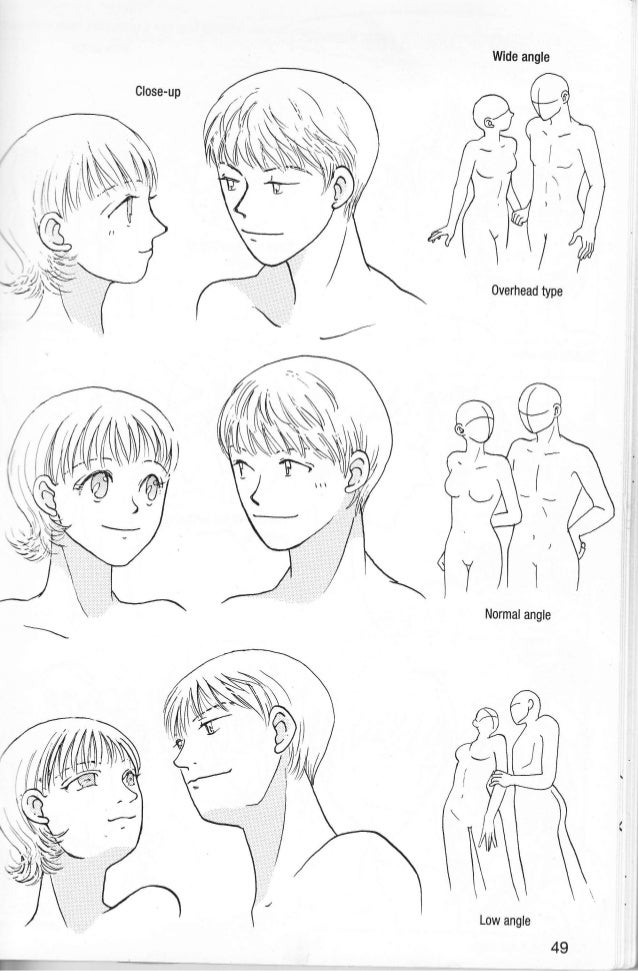 How To Draw Manga Vol 28 Couples