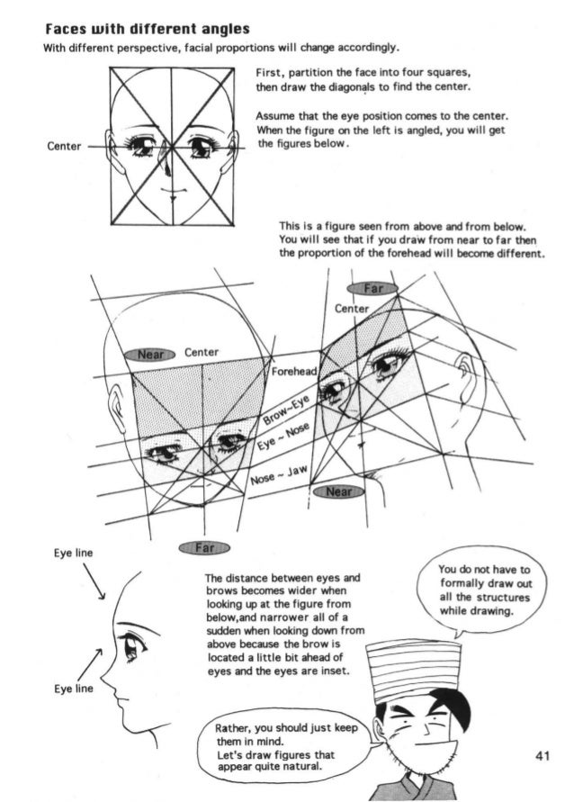 How to draw skeletal structure differently.                                                  Just as in the cartoon by    ...