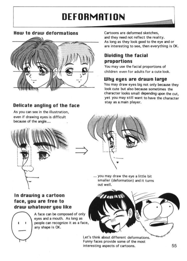 CHAPTER 2HOW TO DRAW BODIES             ;                     57