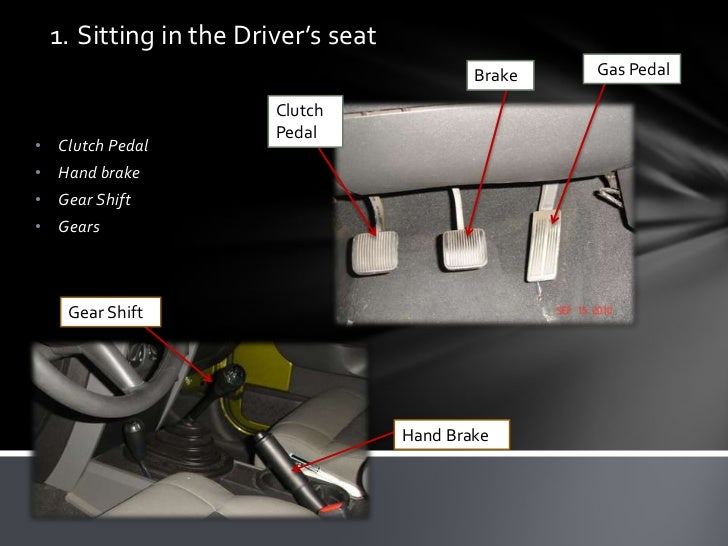 How To Drive >> How To Drive A Stick Shift Vehicle