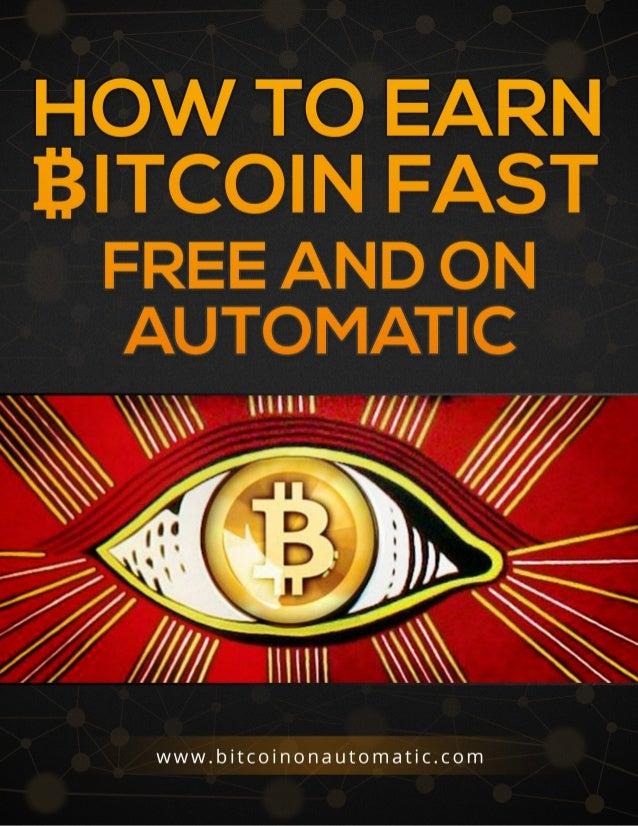 Make 1 bitcoin fast lane - Bitcoin 3 0 online verification