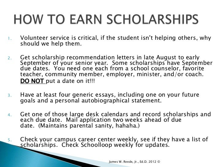 how to get a jasso scholarship