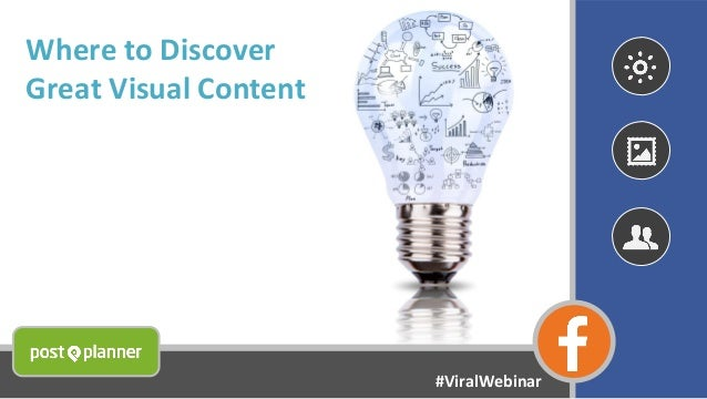 How to Discover and Create Great Visual Content for Facebook