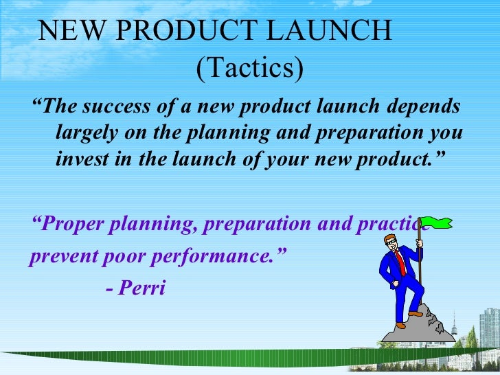 New product release ppt