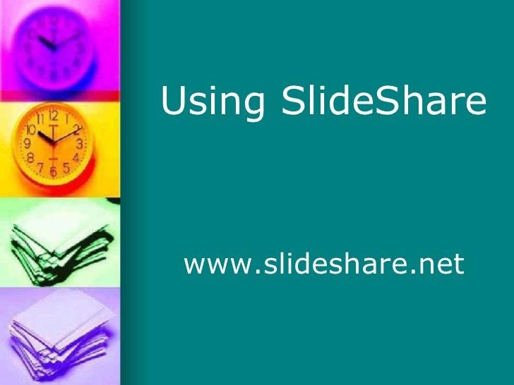 slideshare präsentation