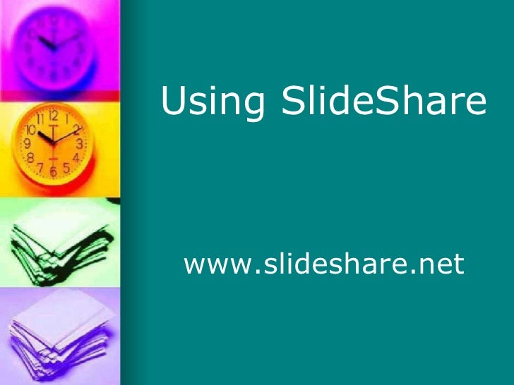 how to embed a powerpoint presentation using slideshare