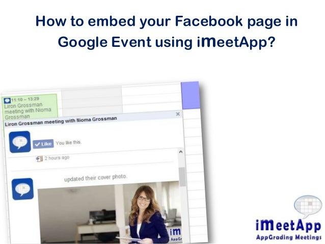 how to get facebook events to google calendar