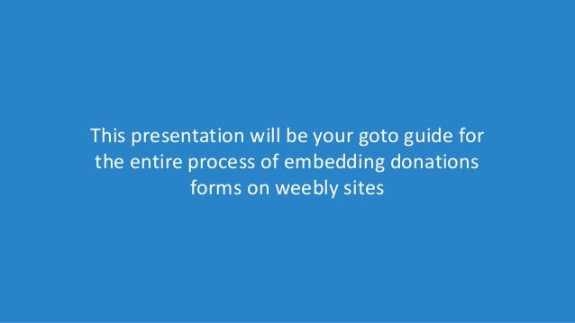 how to add forms with weebly