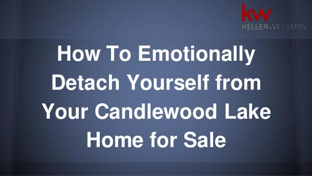 how to emotionally detach