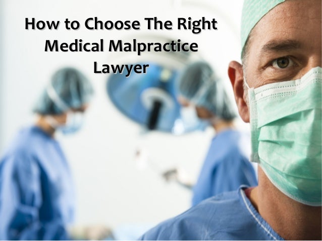 Image result for Finding the Right Medical Malpractice Lawyer